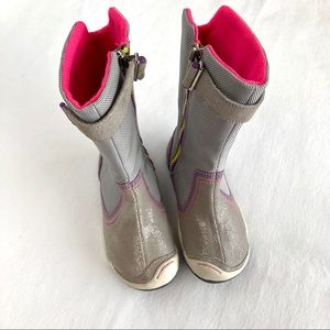 PLAE Shoes - NWOT Plae Camille Silver Boots